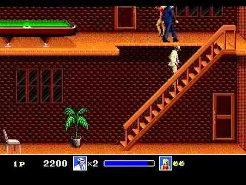Michael Jackson: Moonwalker Game (Sega Megadrive).mp4 ...