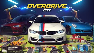 Overdrive City - Game Preview Trailer