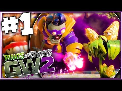 Plants vs. Zombies: Garden Warfare 2 - THE DREAM TEAM! [1]