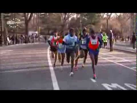 New York City Halbmarathon 2014