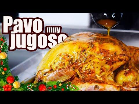Un PAVO muy JUGOSO!! + Relleno, Gravy & Puré   TOQUE Y SAZÓN