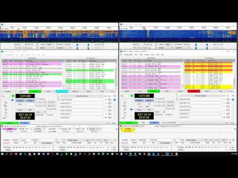 WSJT-X V1 8 = NEW FT8 ! – N1AV (xN1RWY) on the air