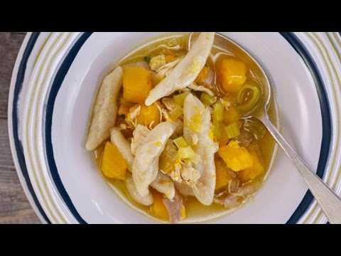 Ayesha Curry's Mom's Leftover Chicken Soup