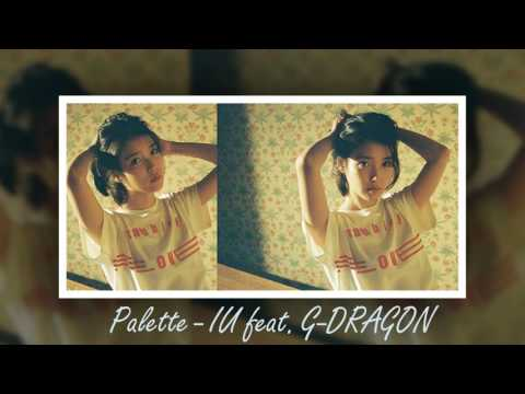 [3D AUDIO]   PALETTE -  IU FEAT.  G DRAGON