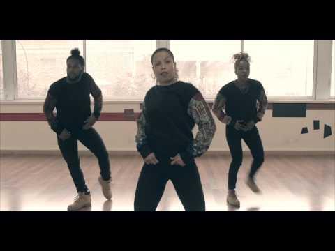 Cours Hip hop - Chris Khamis -  Studio MRG - Siya One hunnid