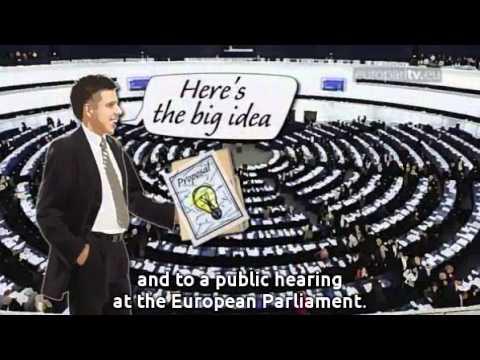 How it works: Launch a European Citizens' Initiative