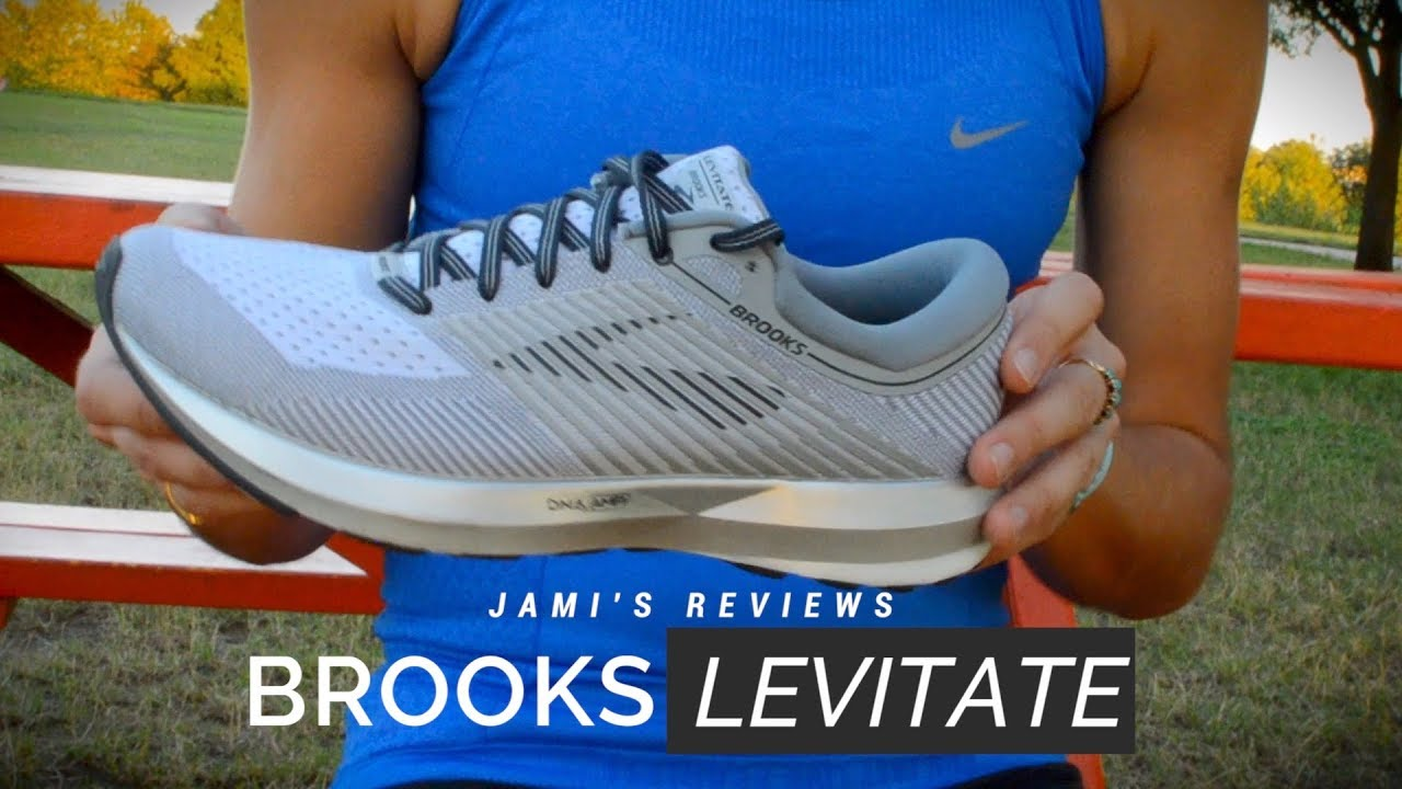 a6cefebbf6616 BROOKS LEVITATE REVIEW - YouTube