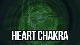 Chakra 4 - Anahata,The Heart Chakra, Green Visualization (Meditation,Yoga, Music)