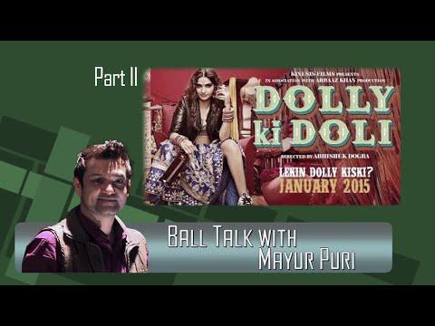 Dolly Ki Doli (Part II) - Arbaaz Khan & Malaika Arora Khan | BALL TALK with MAYUR PURI