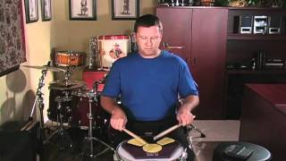 A Fresh Approach to Snare Drum: Lesson 3 (D): 5 Stroke Roll