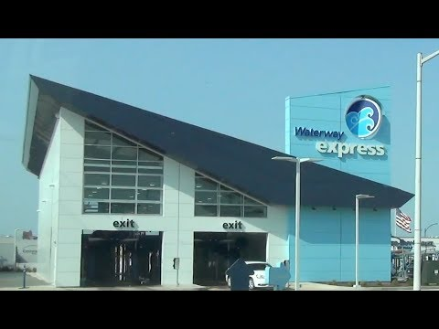 New Waterway Express Car Wash St Louis South Kingshighway