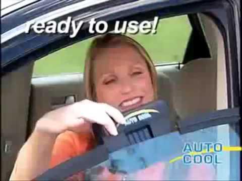 Охлаждащ соларен вентилатор за кола