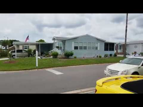 Champion Mobile Home Brokers Video walk through of 2134 Pier Drive