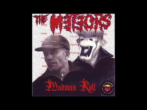 The Meteors - Madman Roll (Full Album) 1991