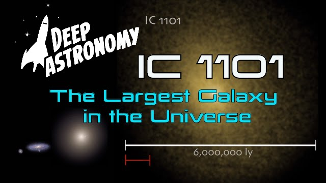 NASA IC 1011 Galaxy - Pics about space