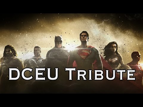 DC Expanded Universe - Tribute Music Video (Bohemian Rhapsody)
