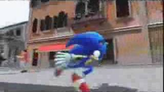 Sonic The Hedgehog - His World