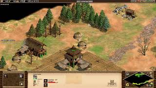 Age Of Empires 2 HD Genghis Khan Campaign 4. The Horde Rides West