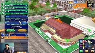 Robert Kiyosaki jugaba a este juego con su Padre Rico / Monopoly Tycoon PC Español