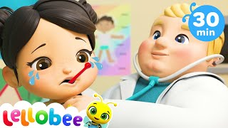 Going to the Doctor's Song! | +MORE Little Baby Bum: Nursery Rhymes & Baby Songs ♫ | ABCs & 123s