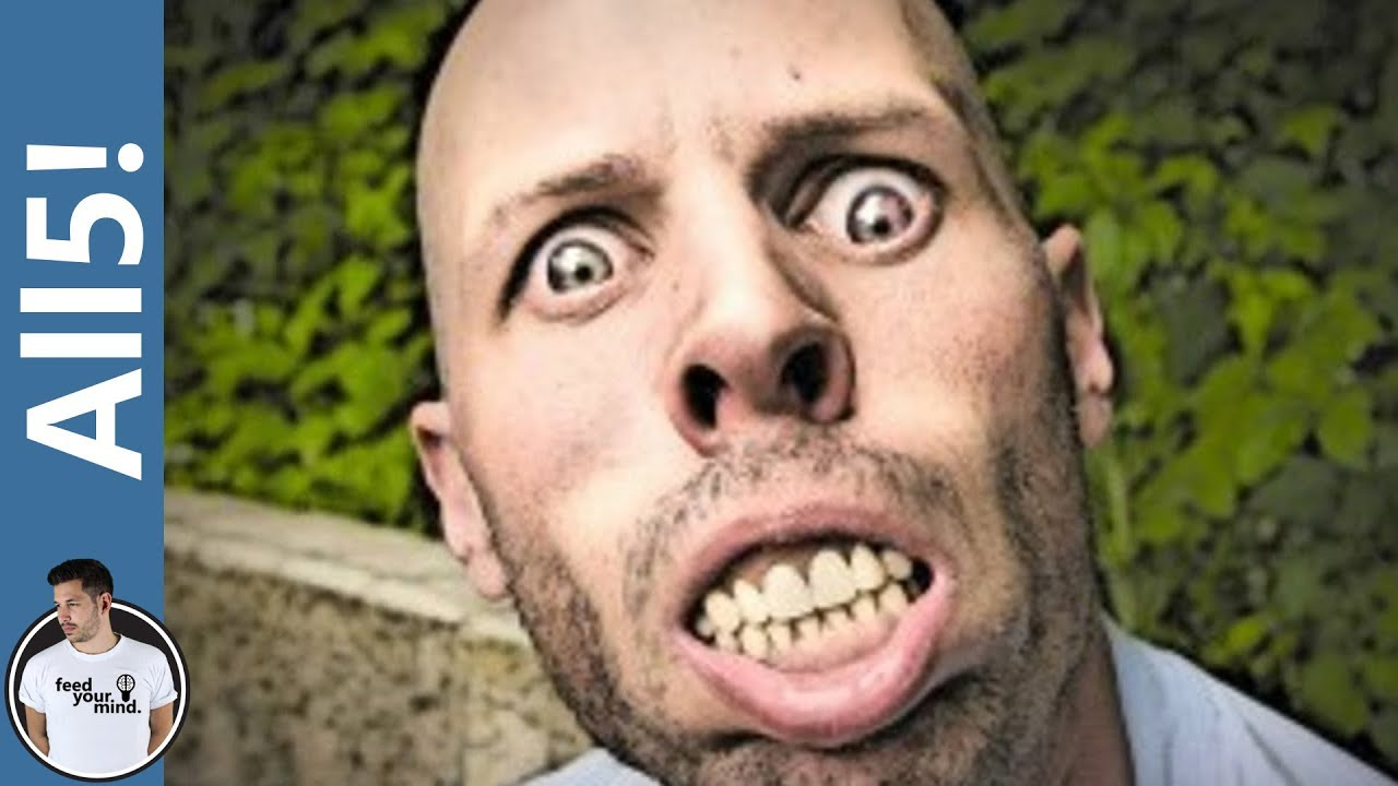 5 Crazy Facts About Psychopaths!