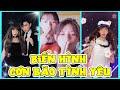 Tik Tok VN #99TRÀO LƯU BIẾN HÌNH CƠN BÃO TÌNH YÊU|Trào Lưu Tik Tok 2021 Cường Jin, Amax, Minh Hưng
