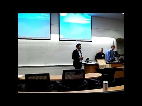 MBA UNT Project Management Presentation Nov 29th 2012