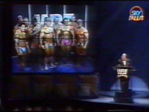 1992 WBF World Bodybuilding Championships Full Show