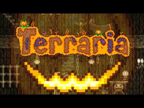 Thumbnail: Terraria - Trick or Treat! Halloween Spirit Mod Update... So much Candy!