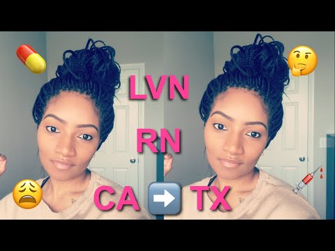 My Moving Experience | Transferring  My Nursing License |Naturally Quan