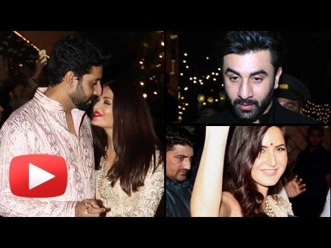 Download Stars At Amitabh Bachchan Diwali Bash 2016 FULL EVENT UNCUT