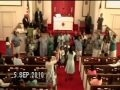 """Refreshing Springs Mass Choir ministers, """" My Hands are Lifted Up!"""""""