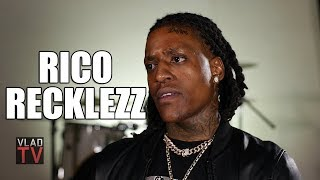 Rico Recklezz Doesn't Think People Can Give Back in Chicago Like Nipsey did in LA (Part 3)