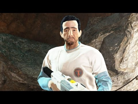 Fallout 4 - Virgil's Reaction After Blowing Up The Institute