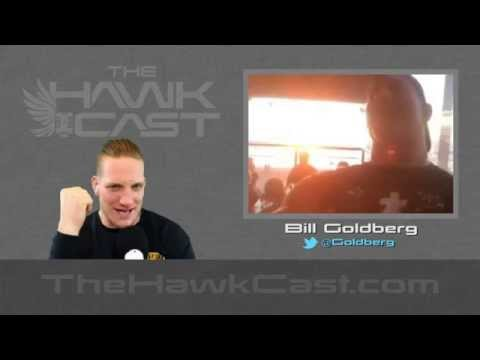 The HawkCast with Bill Goldberg