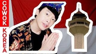 reaksi cowok korea pertama kali dengar adzan l muslim l islam l vlog indonesia bandung l cowok korea