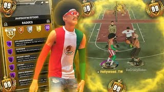 THE MOST OVERPOWERED 99 OVERALLS TAKEOVER THE 2S! 99 OVERALL TWO WAY SHARP! 99 OVERALL SHOT POST!