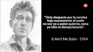 ¿Por qué ganó Bob Dylan el Premio Nobel de Literatura?