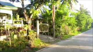 Panay Island Bus Tour; a Philippines journey, video 2