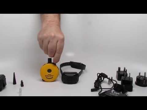 E-Collar Technologies Mini Educator ET-300ts Dog Training Collar