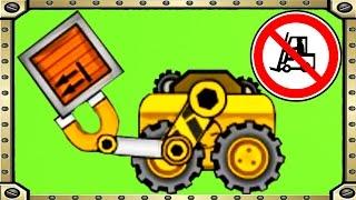 игра как Мультик про машинки  - Приключения погрузчика Truck Loader. Серия 4