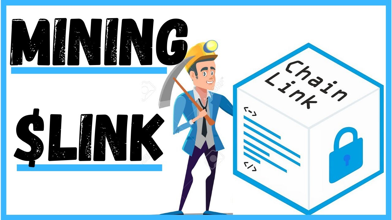 CHAINLINK MINING & LINK POOL UPDATE 7