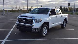 2019 Toyota Tundra SR5 Review