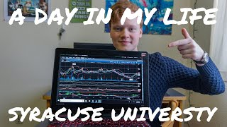 A Day in My Life at Syracuse University