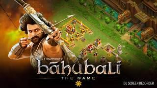 Bahubali Game part 001 |Must Watch | Bahubali 3 Game | Bahubali Fidget Spinner Game | Clash Of Clans