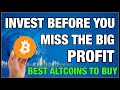BEST ALTCOINS 2019 { HINDI }