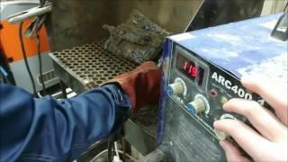 сварочный аппарат Brima ARC-400-1