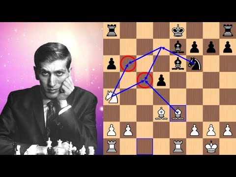 bobby-fischer's-surprising-move-against-tigran-petrosian-|-1971-candidates-final