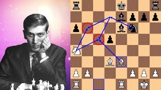 Bobby Fischer's surprising move against Tigran Petrosian | 1971 Candidates Final