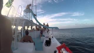 Catamaran Cruise - Negril, Jamaica